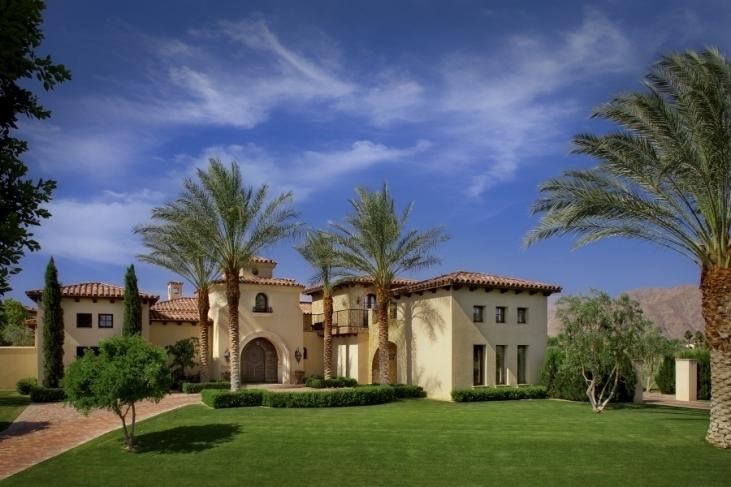 Italian mediterranean villa stephen jones design for Mediterranean villa architecture