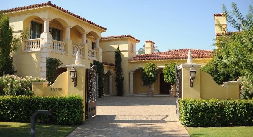 Mediterranean villa stephen jones design for Mediterranean villa architecture