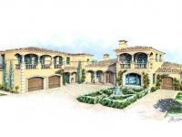 Italian Mediterranean Villa