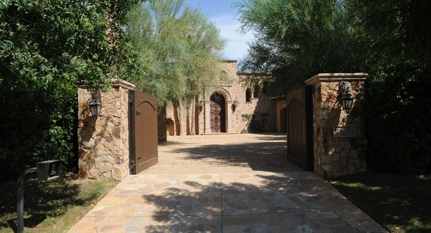 Southwest Spanish Hacienda
